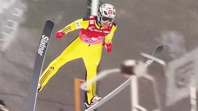 Schanzenrekord! Johansson knackt die 250-Meter-Marke
