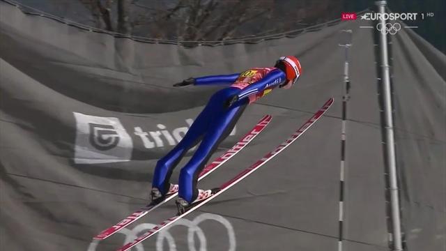 """243,5 Meter! Geiger fliegt wie ein """"Airbus"""""""