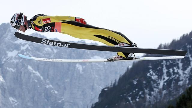 Norwegen gewinnt verrückte Flug-Rekordshow, DSV-Adler auf Podium