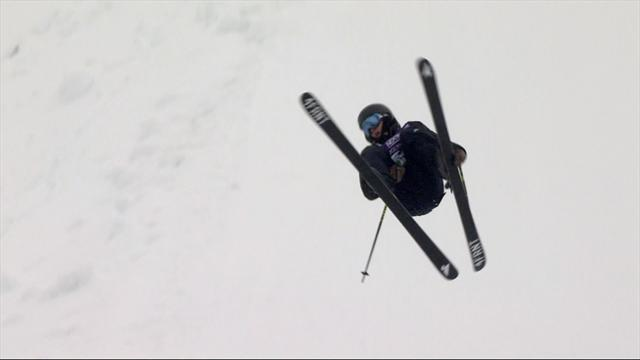 Dahlstrom and Ruud claim big air World Cup wins in Norway