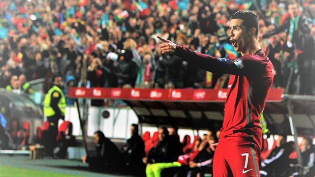 Le Portugal torpille la Hongrie, Ronaldo s'offre un doublé