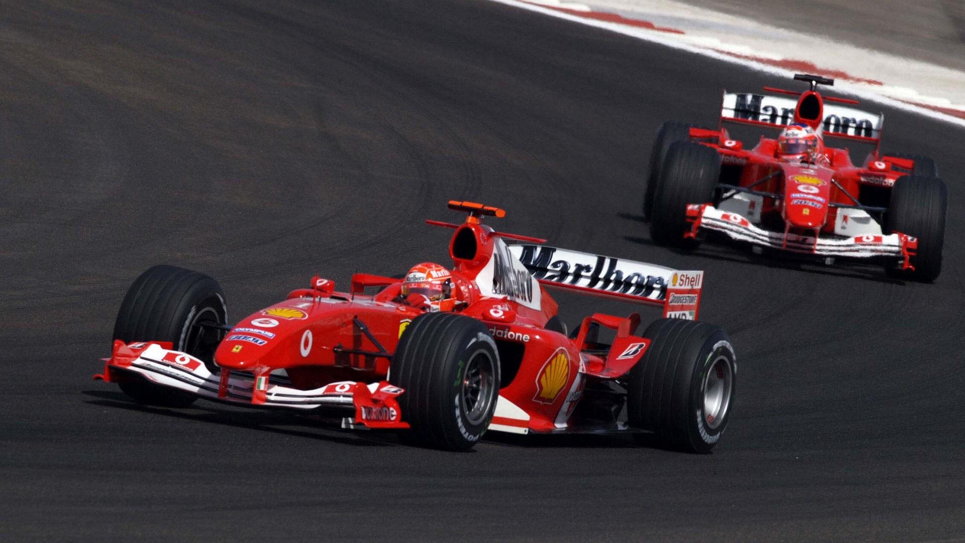 Ferrari в 2004-м