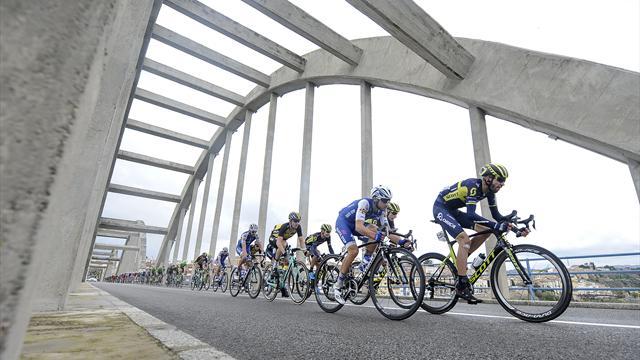 Suivez le Tour de Catalogne Bruges La Panne et le GP E3 en direct et en exclusivité sur Eurosport