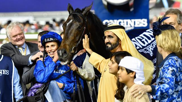 Buick victorious in Longines Dubai Sheema Classic