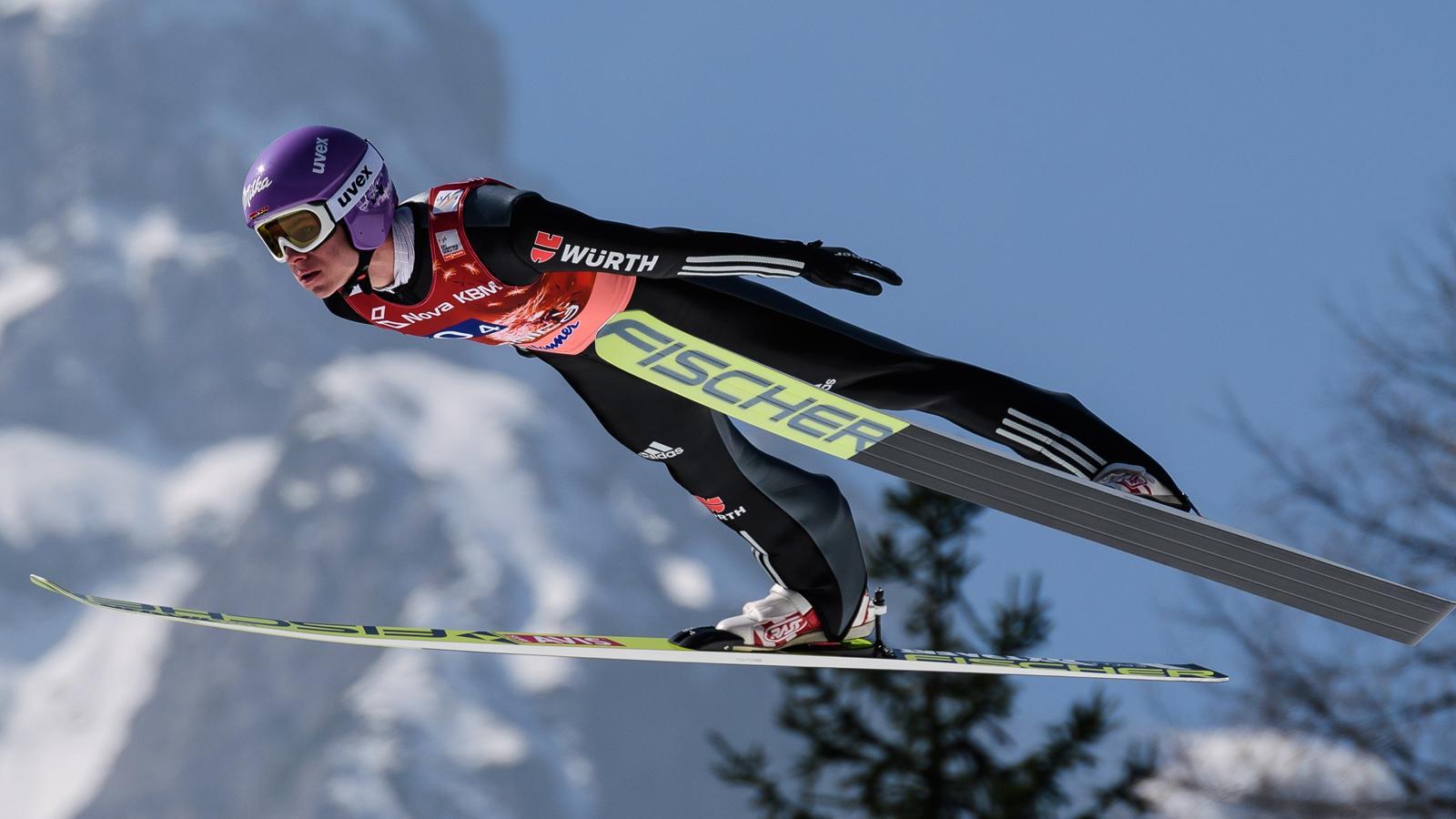 VIDEO - Skiflug-Weltcup Planica: Andreas Wellinger, Noriaki Kasai und Stefan Kraft verzaubern ...