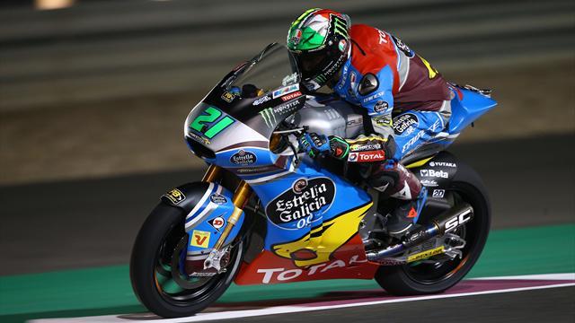 Moto2: finalmente Morbidelli! In Qatar arriva il primo successo nel mondiale