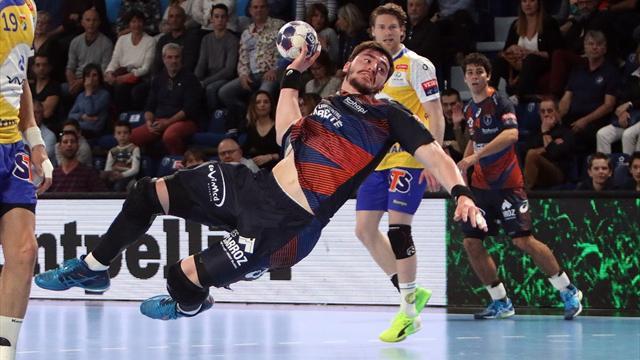 Montpellier marque les esprits contre le champion d'Europe