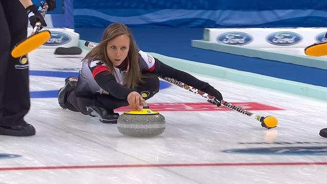 Canada clean up at Curling World Championships