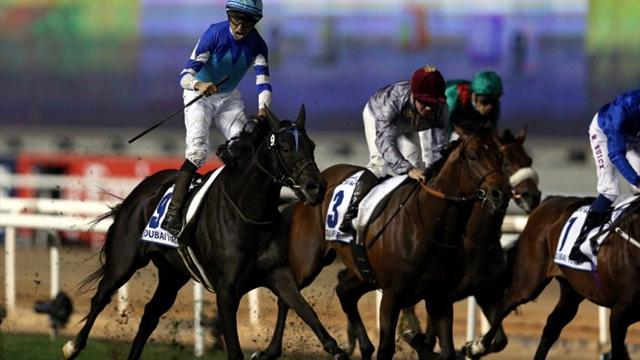 UAE : Vivlos, demoiselle courage du Dubai Turf !