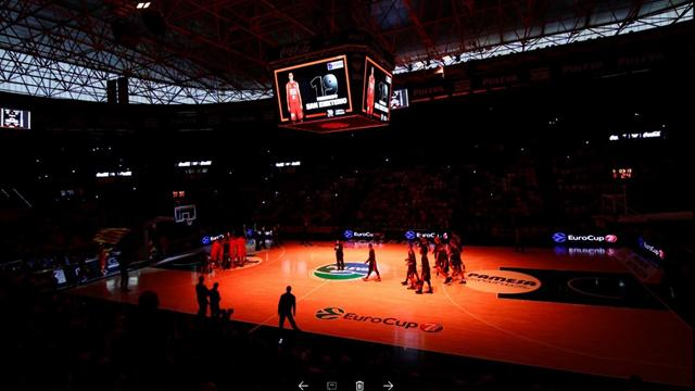 Eurosport 2 emite en directo el decisivo Valencia Basket-Unicaja Málaga de la final de la Eurocup