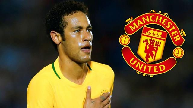 Neymar To Manchester United Is Impossible And Absurd