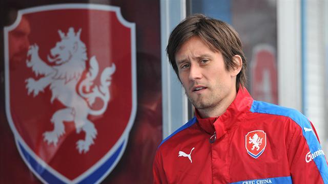 Росицки травмировал ахилл и завершит сезон с 19 сыгранными минутами в чемпионате Чехии