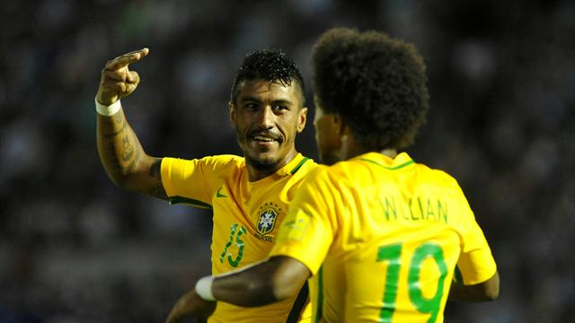 Le Brésil peut être le premier qualifié pour la Russie, la Colombie la voir s'éloigner