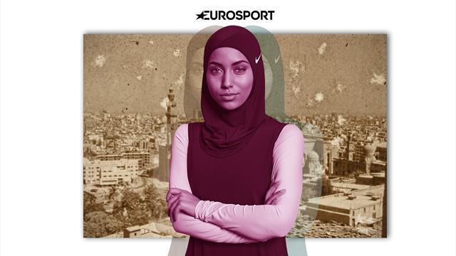 El hijab, una realidad en el deporte