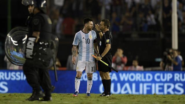 La FIFA fait machine arrière et lève la suspension de Messi