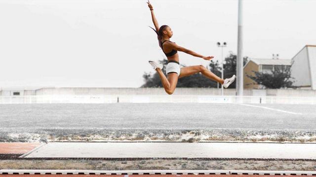 Heather Arneton, le nouveau phénomène de l'athlétisme tricolore