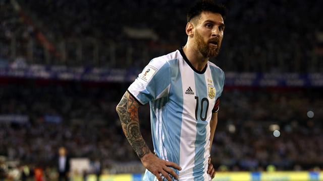 Lionel Messi banned for four matches