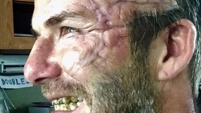 Дэвид Бекхэм выложил фото сосъемок фильма Гая Ричи про короля Артура