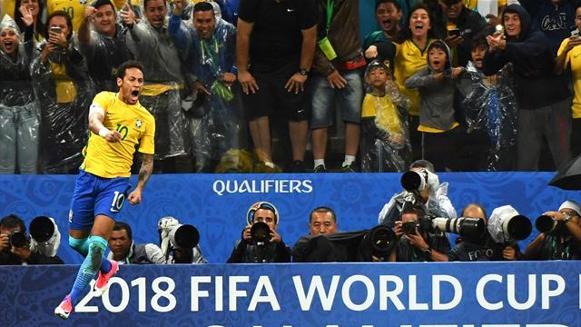 Tite : «Neymar a besoin de liberté»
