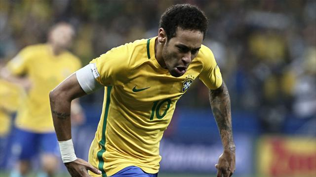 Brazil first side to qualify for World Cup after powering past Paraguay