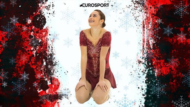 21 и больше. Канадская Липницкая, которая взяла серебро чемпионата мира