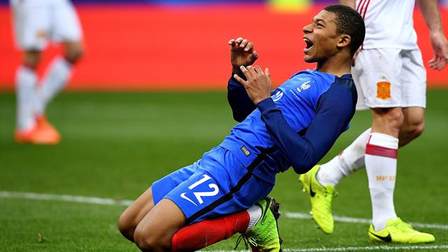Un amical France - Paraguay à Rennes le 2 juin