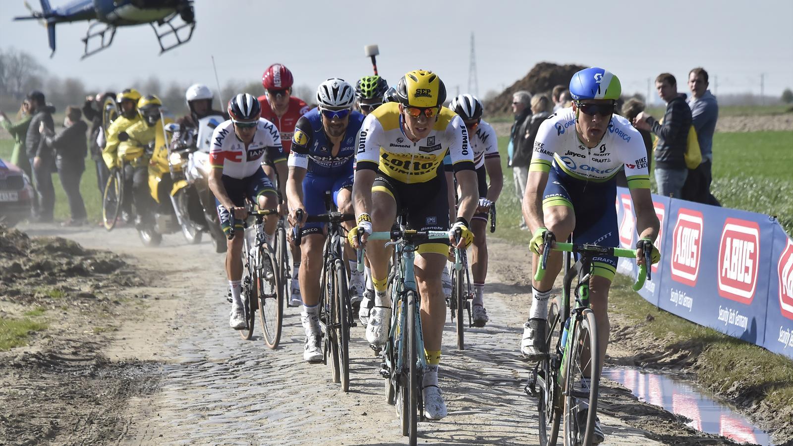 Paris-Roubaix preview: date, time, route, odds and TV schedule - Paris - Roubaix 2017 - Cycling ...