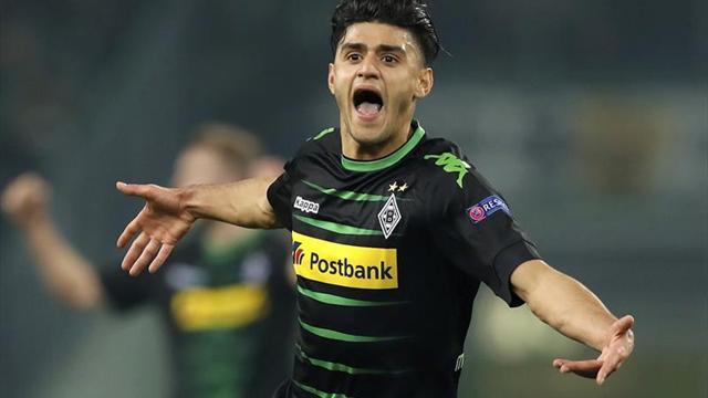 El Dortmund ficha a Dahoud, del Gladbach