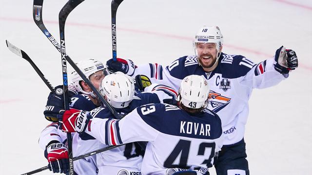 Хоккеист Мозякин побил рекорд почислу голов водном сезоне чемпионата страны