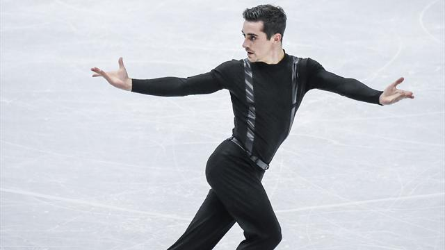 Remontada de campeonato de Javier Fernández y aviso a sus rivales para Pyeongchang