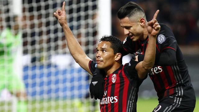 Milan, il Villarreal non riscatterà Bacca: ritorno in vista