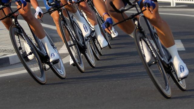 Nu trampar Eurosport igång cykelåret 2019