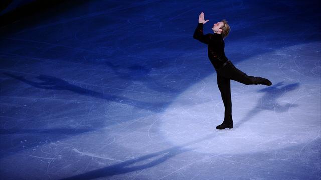 Eiskunstlauf-Olympiasieger Pluschenko tritt offiziell zurück