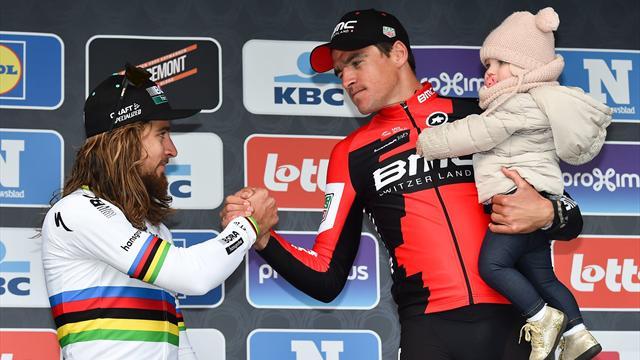 Vuelven las clásicas, pero el gran duelo Sagan-Van Avermaet tendrá que esperar