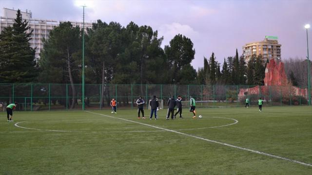 Футбольный клуб «Арарат» появился в российской столице
