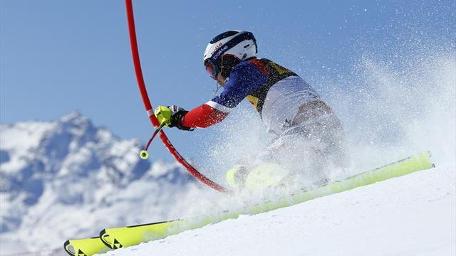 Ryding wins record eighth British skiing title