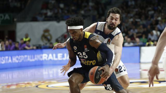 EuroLeague Final Four: Fenerbahçe - Real Madrid
