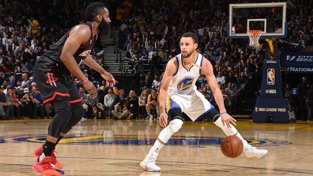 Curry, Irving, Lillard... Les 100 dribbles les plus fous de l'année 2017