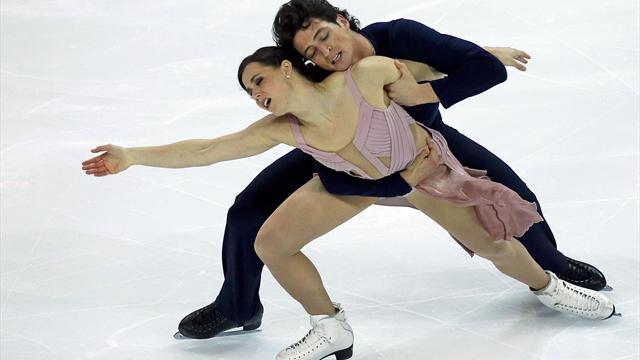 Вирчу и Мойр выиграли золото ЧМ с новым мировым рекордом