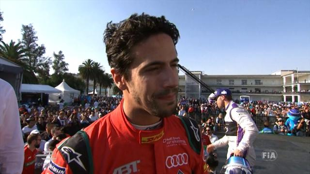 Di Grassi takes points lead with victory
