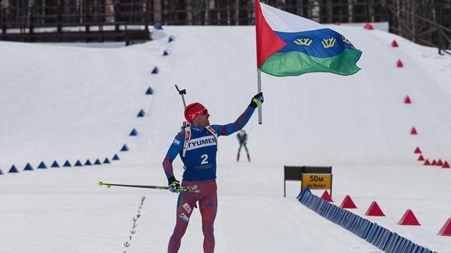 Гараничев – чемпион России в масс-старте