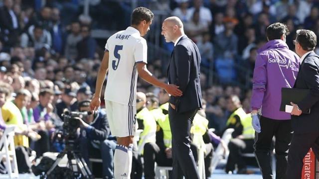 Zidane : «Varane n'a rien à démontrer»
