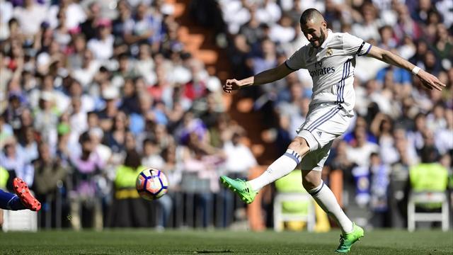 Zidane : «Benzema est affuté… Très affuté»