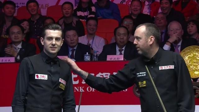 Gran giocata e Mark Selby vince la finale del China Open