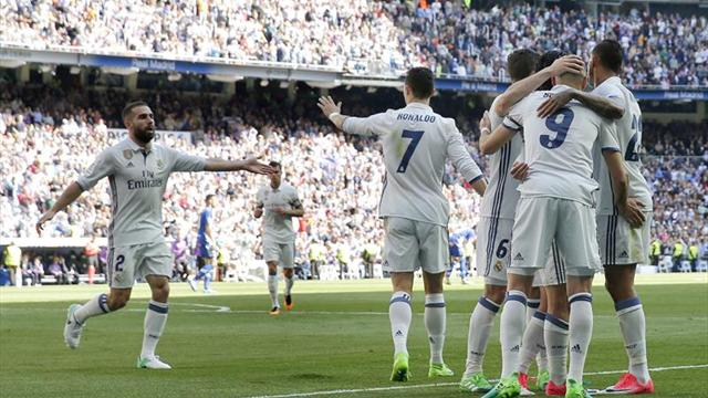 Después de tres meses, James vuelve a mostrar su disgusto con Zidane