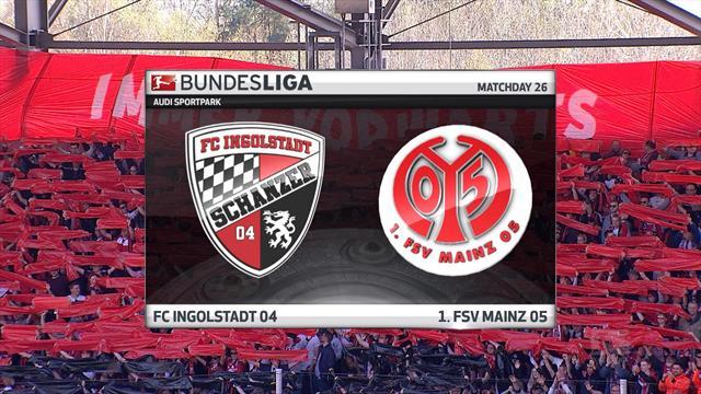 Høydepunkter Ingolstadt - Mainz