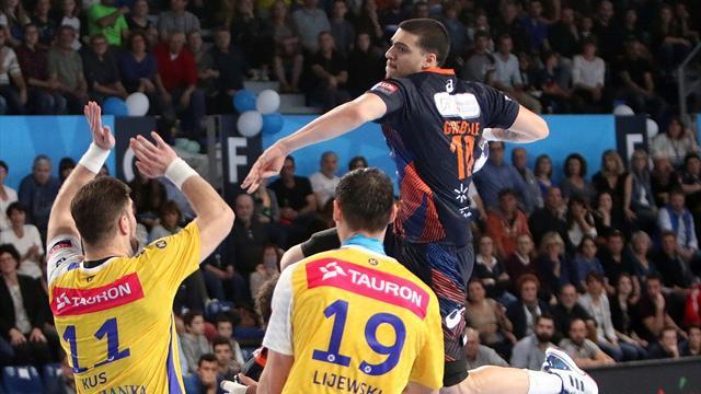 Montpellier s'offre le champion d'Europe