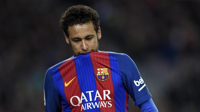 La guerre continue : Neymar réclame bien 26 millions d'euros au Barça