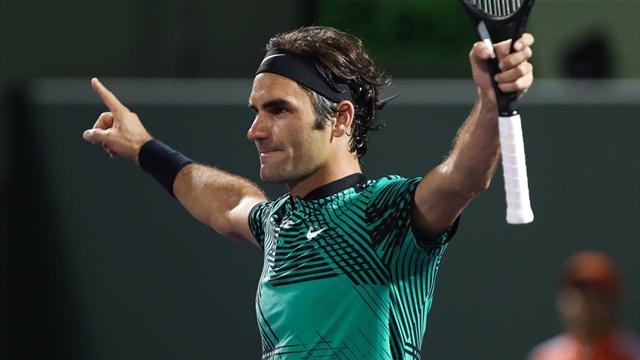 """Federer: """"Il mio grande obiettivo è essere in forma per la stagione sull'erba"""""""