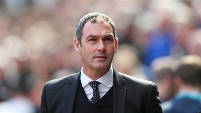 Jordan makes relegation survival priority for Swansea